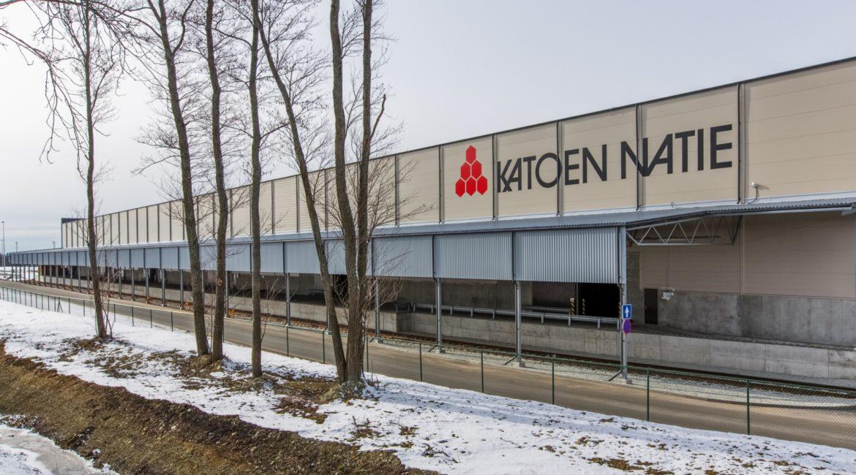 KTN Tallinn logistikakeskuse piksekaitse ja maanduse paigaldus
